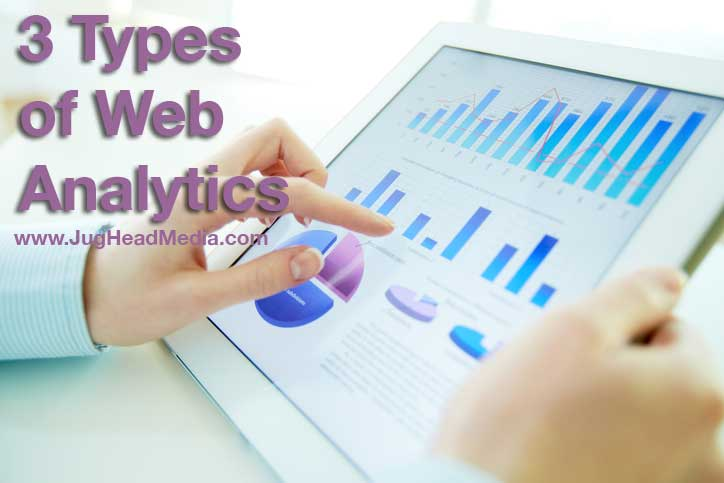 3 Types Of Web Analytics Consulting